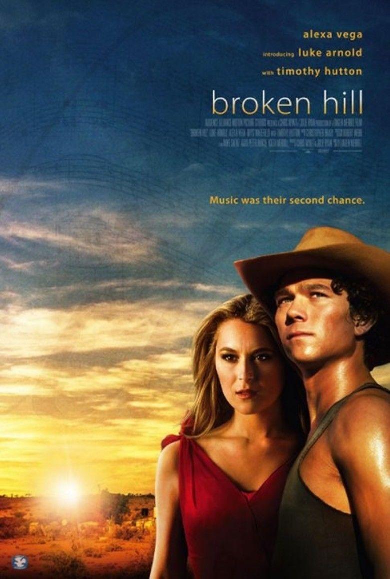 Broken Hill (film) movie poster