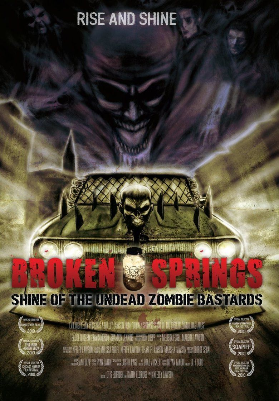 Broken Springs movie poster