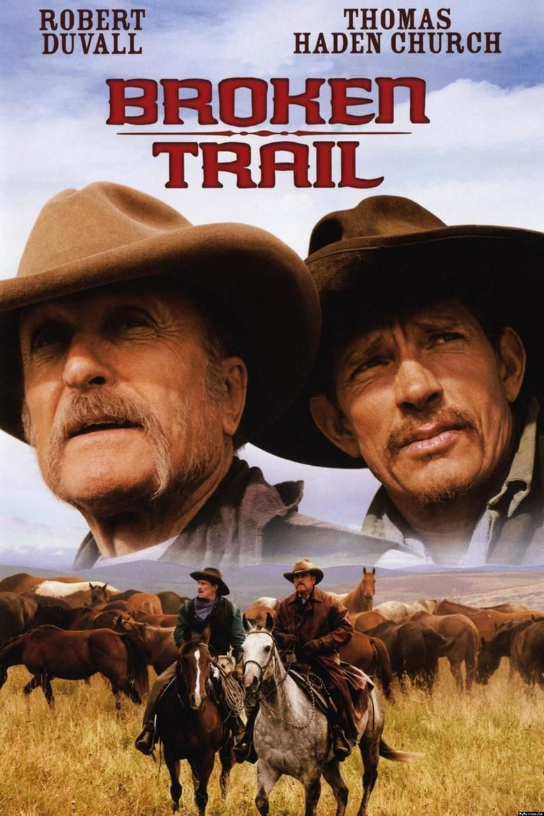 Broken Trail movie poster