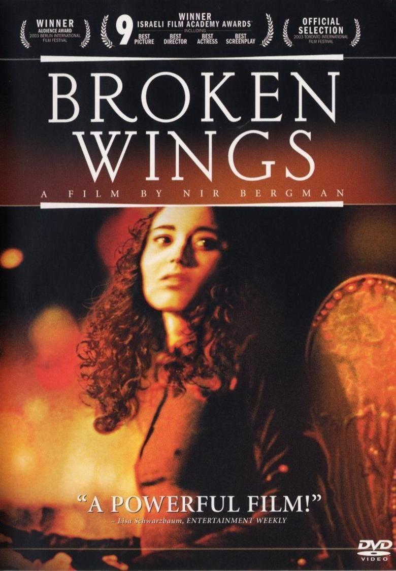 Broken Wings (film) movie poster