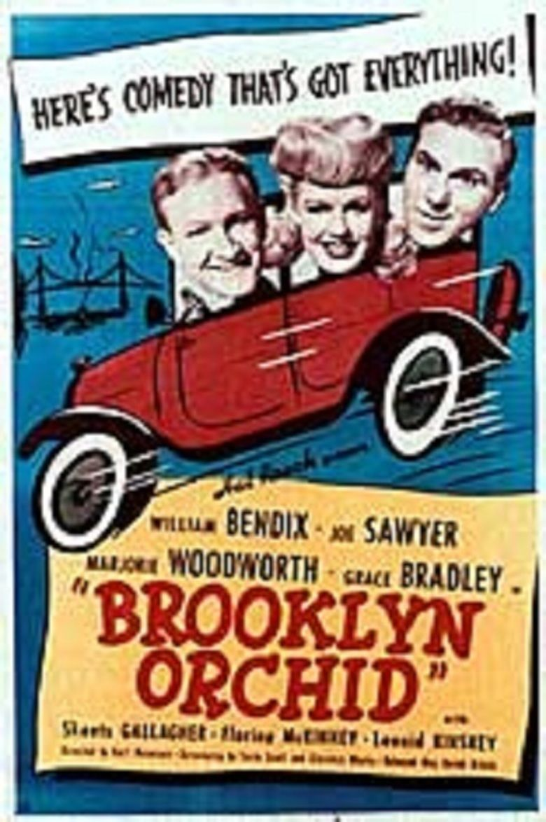 Brooklyn Orchid movie poster