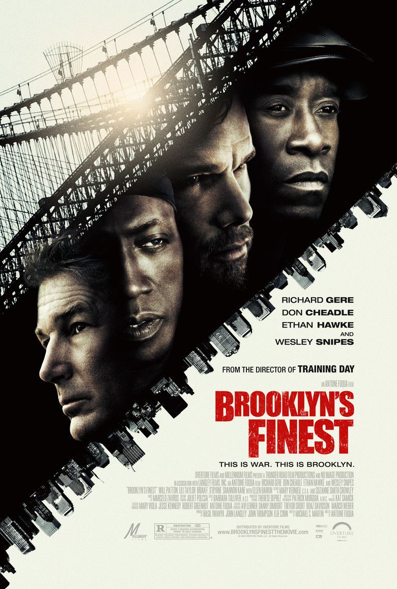 Brooklyns Finest movie poster