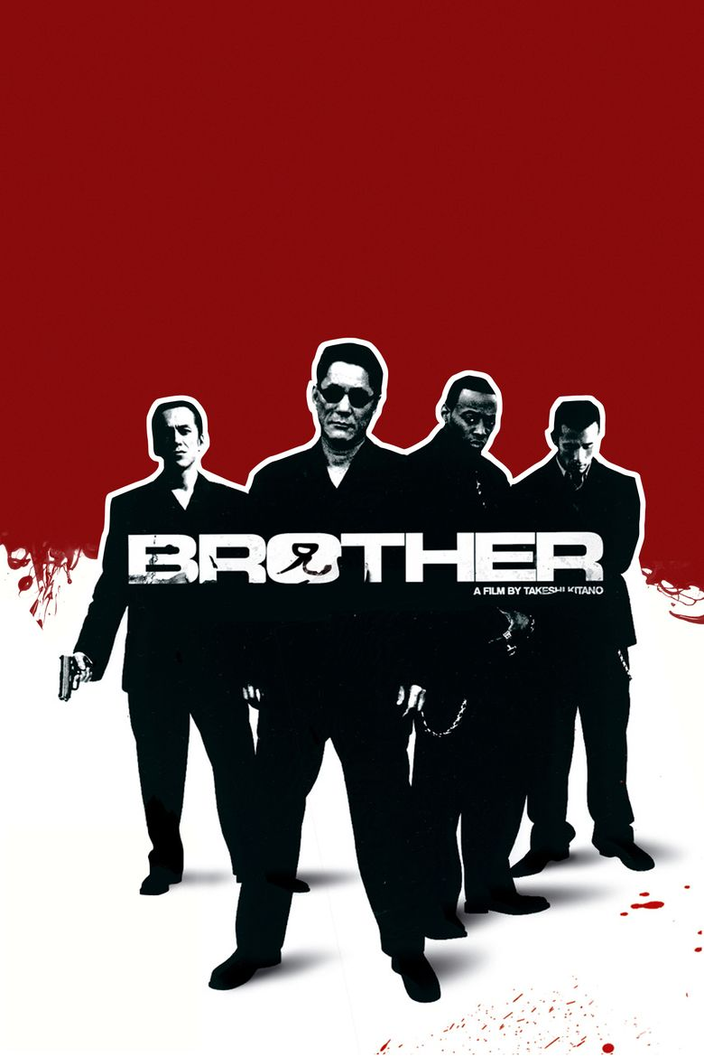 Brother (2000 film) movie poster