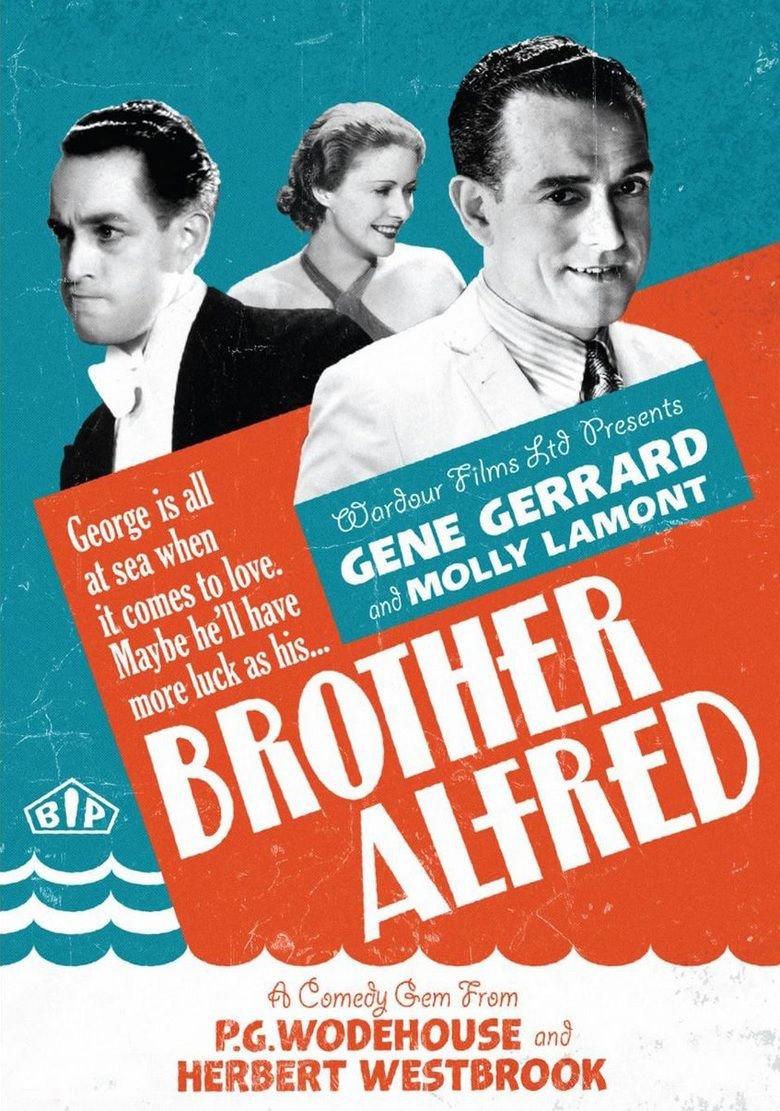 Brother Alfred movie poster