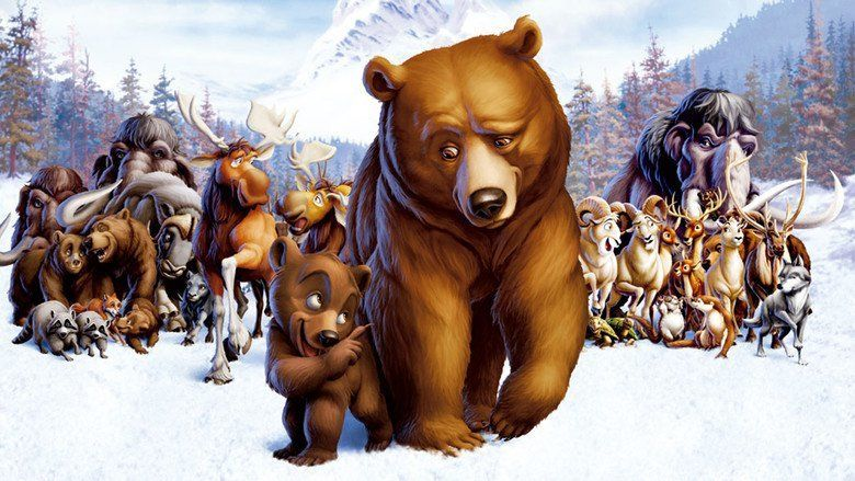 Brother Bear movie scenes