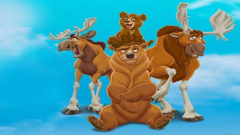 Brother Bear movie scenes