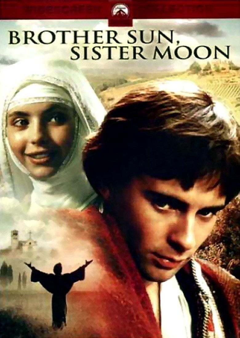 Brother Sun, Sister Moon movie poster