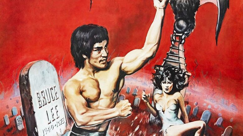 Bruce Lee Fights Back from the Grave movie scenes