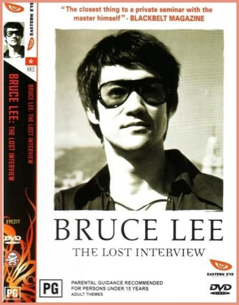 Bruce Lee: The Lost Interview movie poster