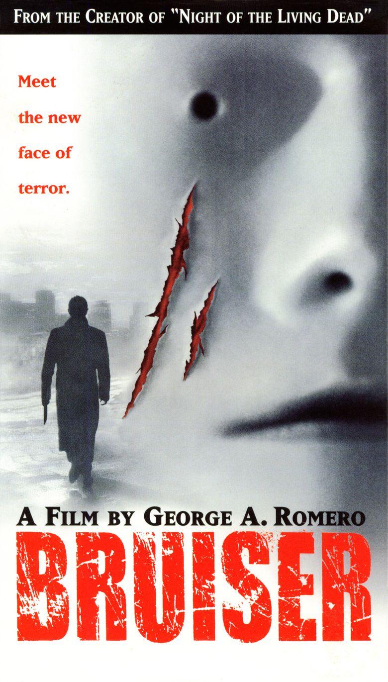 Bruiser (film) movie poster