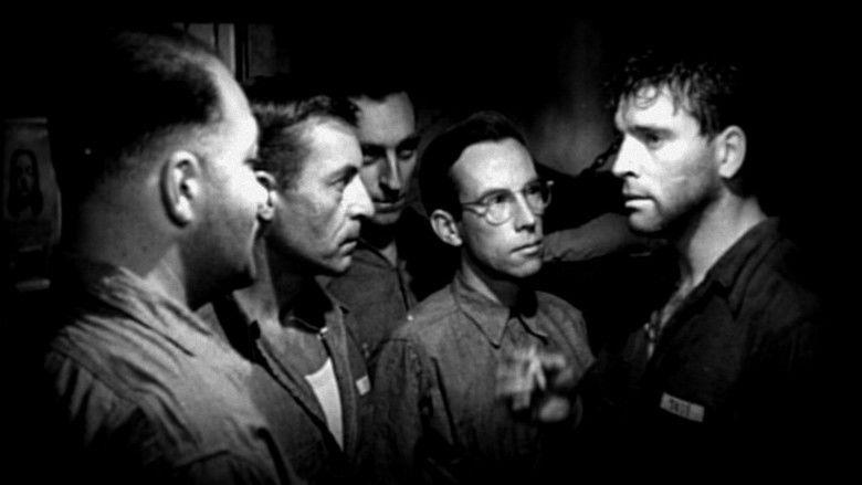 Brute Force (1947 film) movie scenes