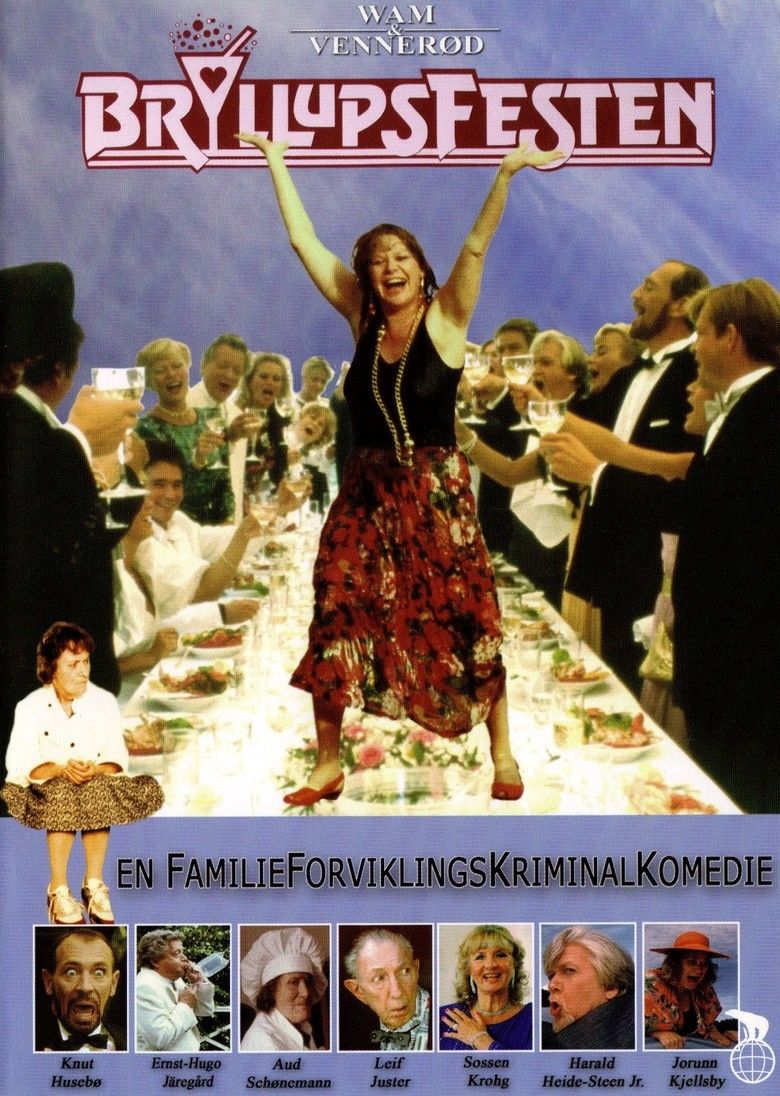 Bryllupsfesten movie poster