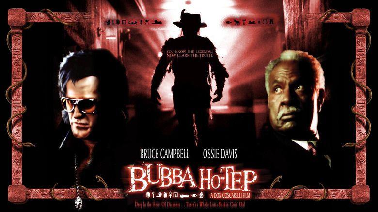 Bubba Ho Tep movie scenes
