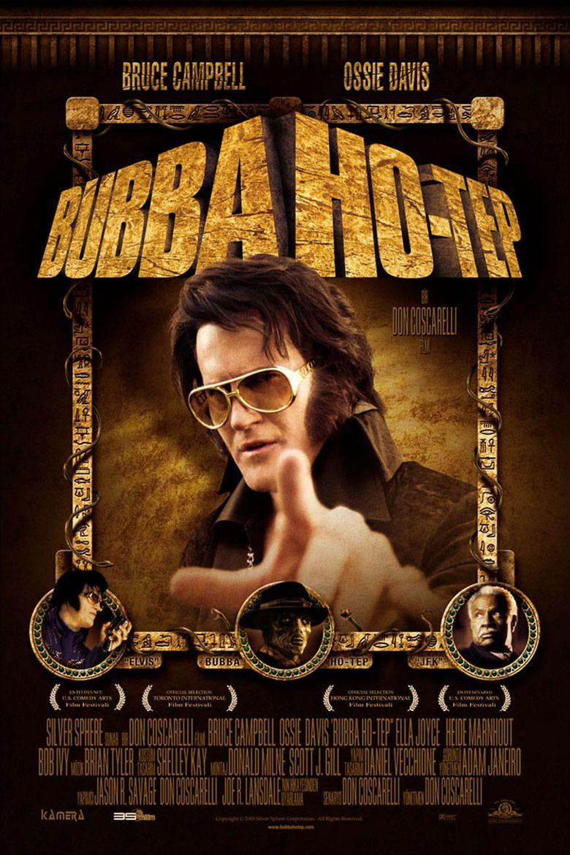 Bubba Ho Tep movie poster