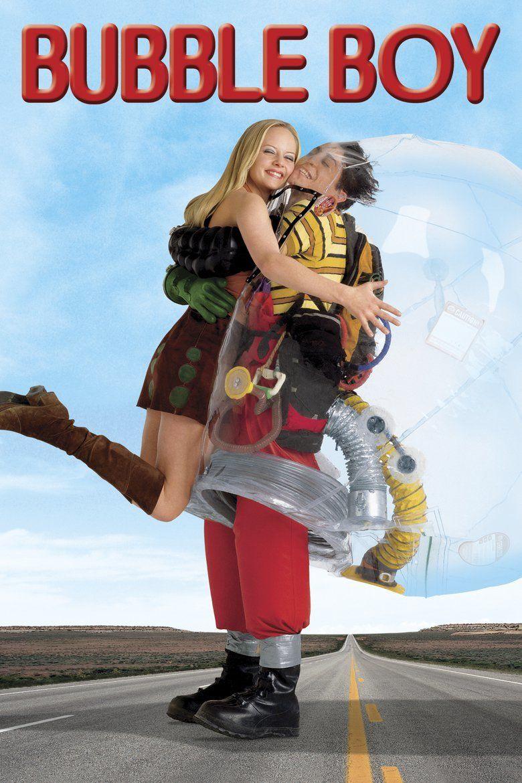 Bubble Boy (film) movie poster