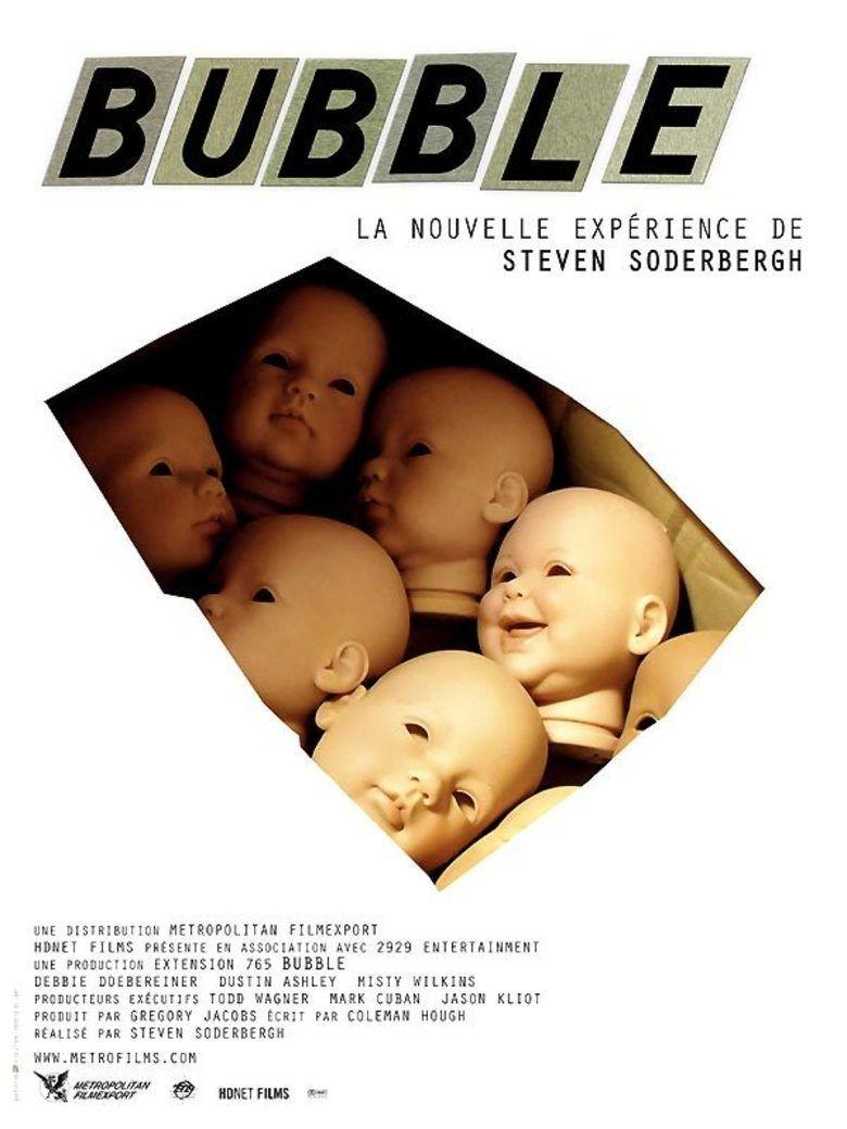 Bubble (film) movie poster