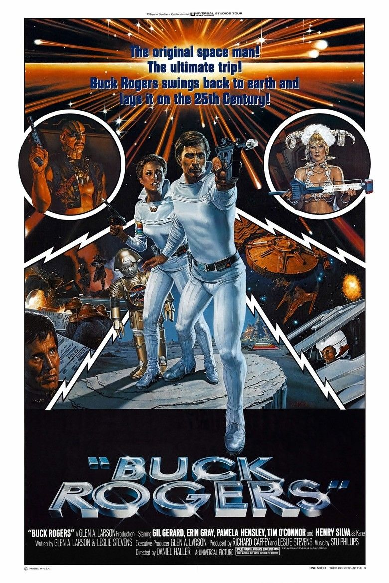 Buck Rogers in the 25th Century (film) movie poster
