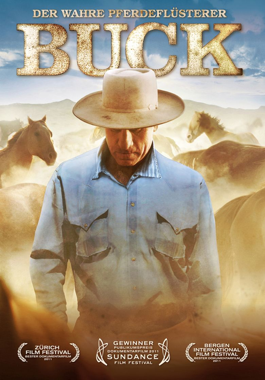 Buck (film) movie poster