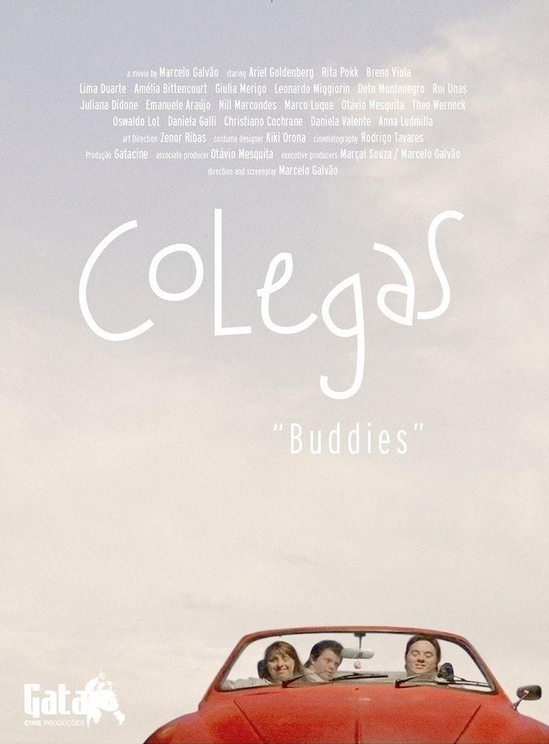 Buddies (2012 film) movie poster