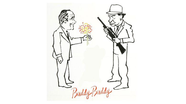 Buddy Buddy movie scenes