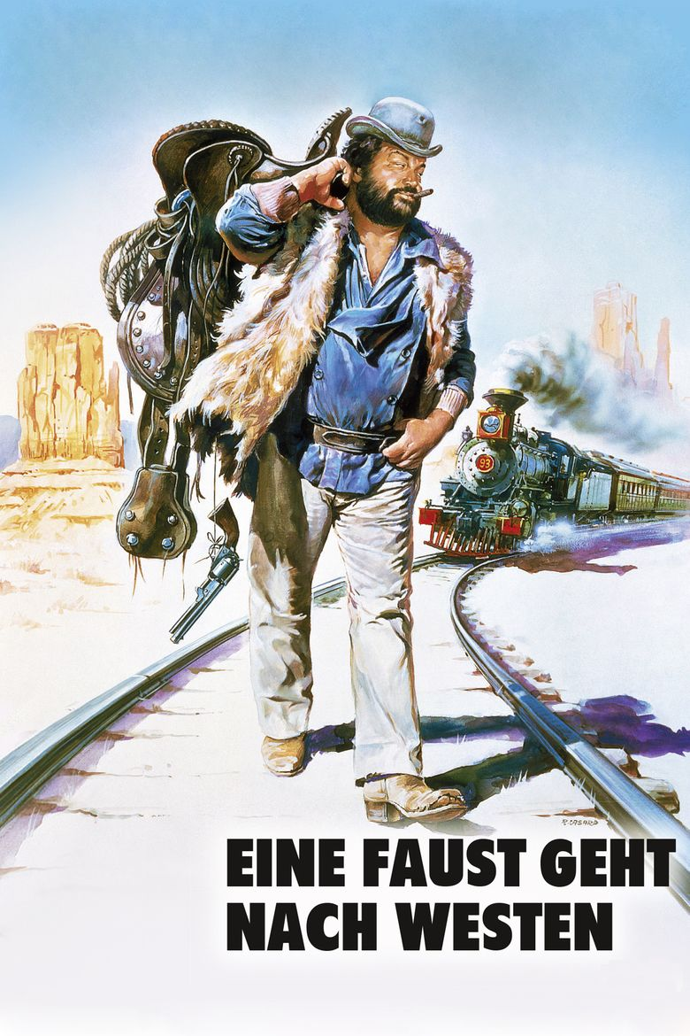 Buddy Goes West movie poster