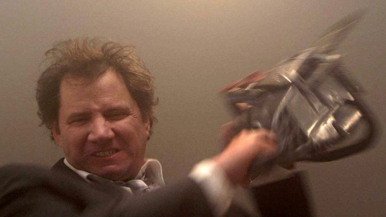 Buddy Hutchins movie scenes