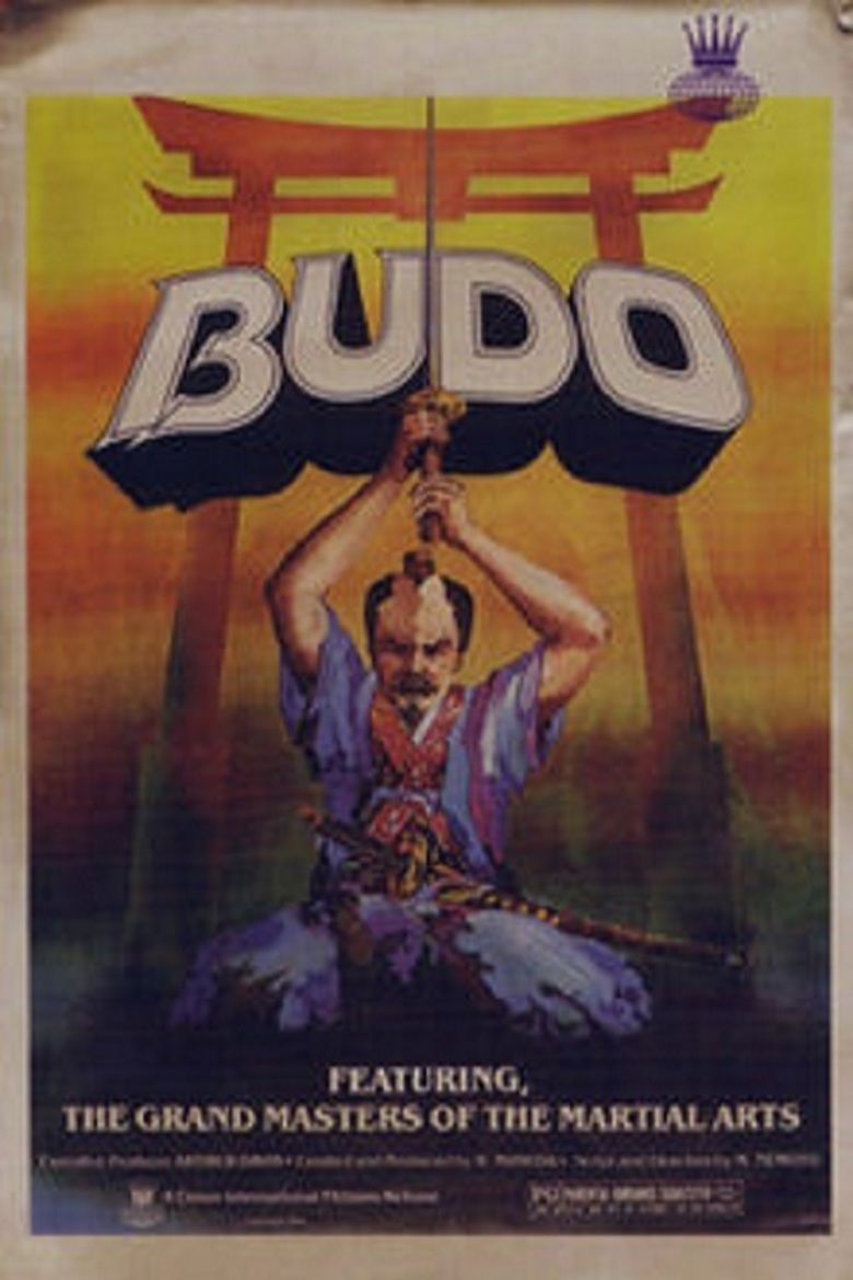 Budo: The Art of Killing movie poster