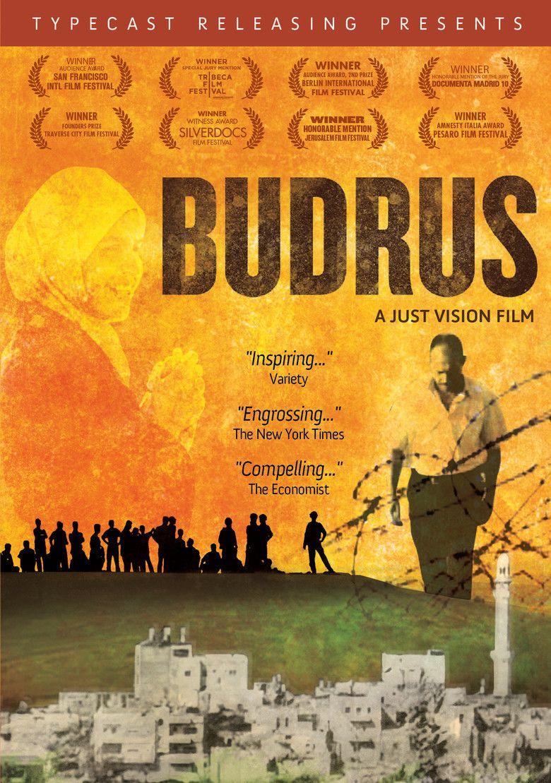 Budrus (film) movie poster