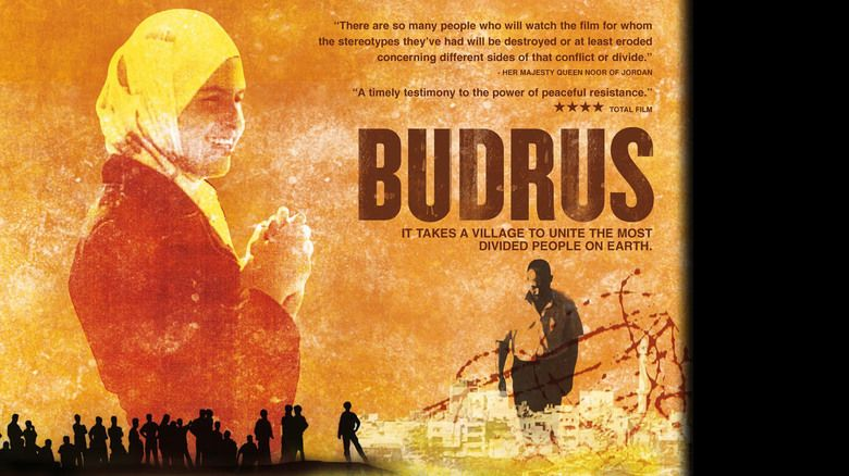 Budrus (film) movie scenes