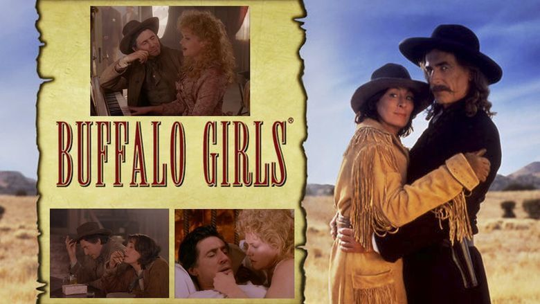 Buffalo Girls (1995 film) movie scenes