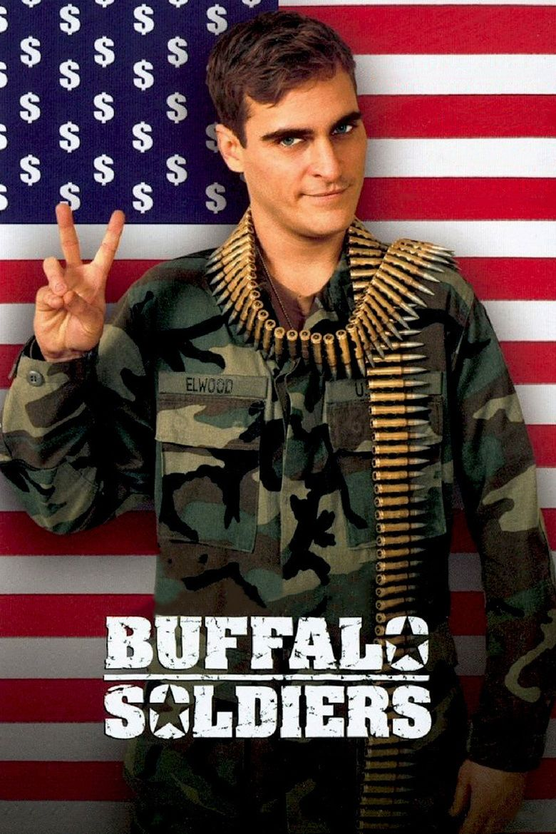 Buffalo Soldiers (2001 film) movie poster