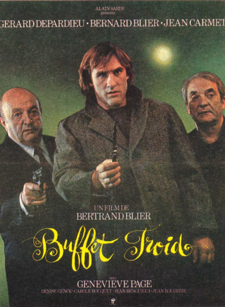 Buffet froid movie poster