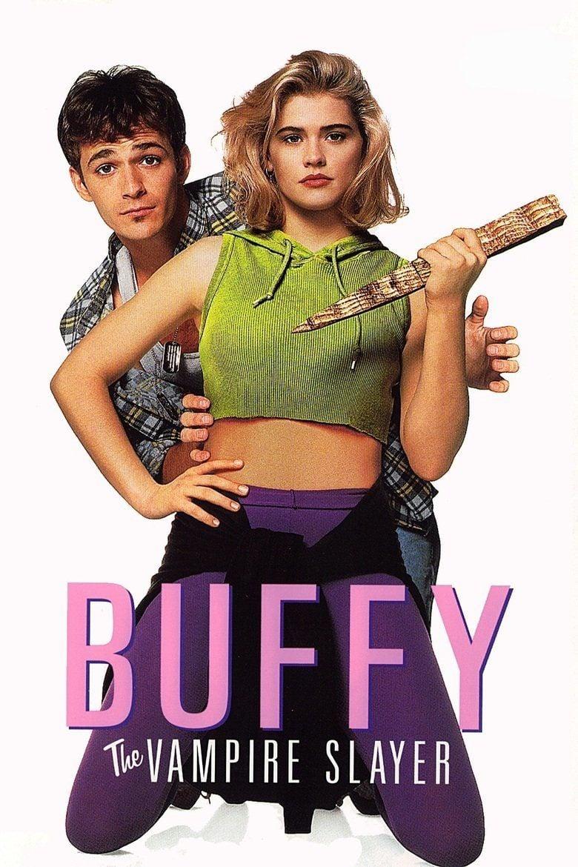 Buffy the Vampire Slayer (film) movie poster