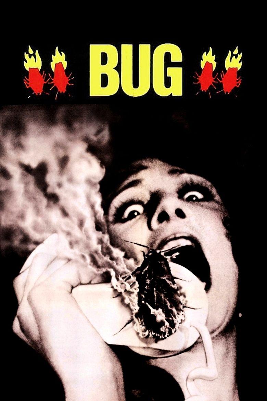 Bug (1975 film) movie poster