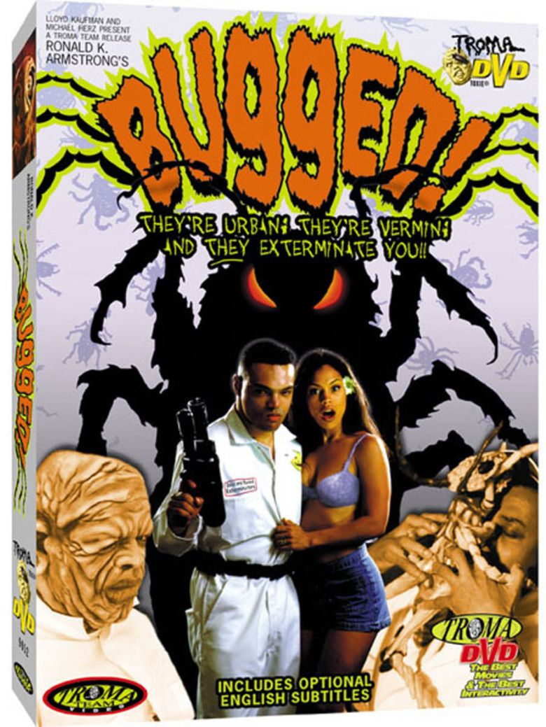 Bugged! movie poster