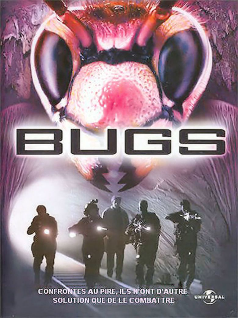 Bugs (2003 film) movie poster