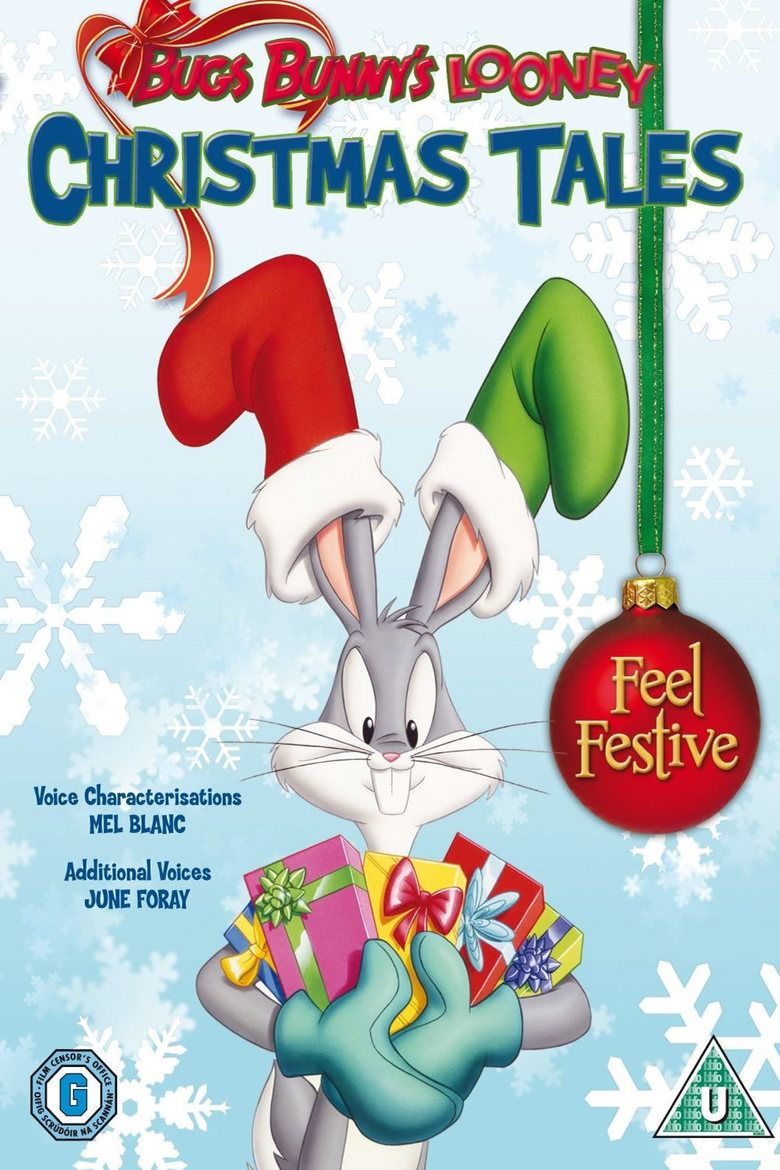 Bugs Bunnys Looney Christmas Tales movie poster