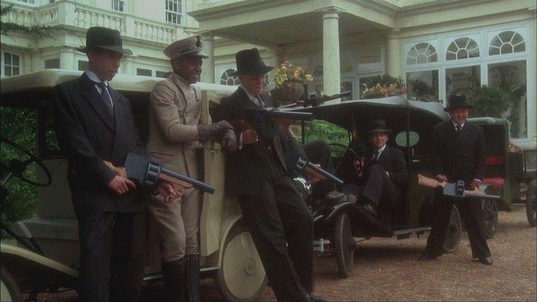 Bugsy Malone movie scenes