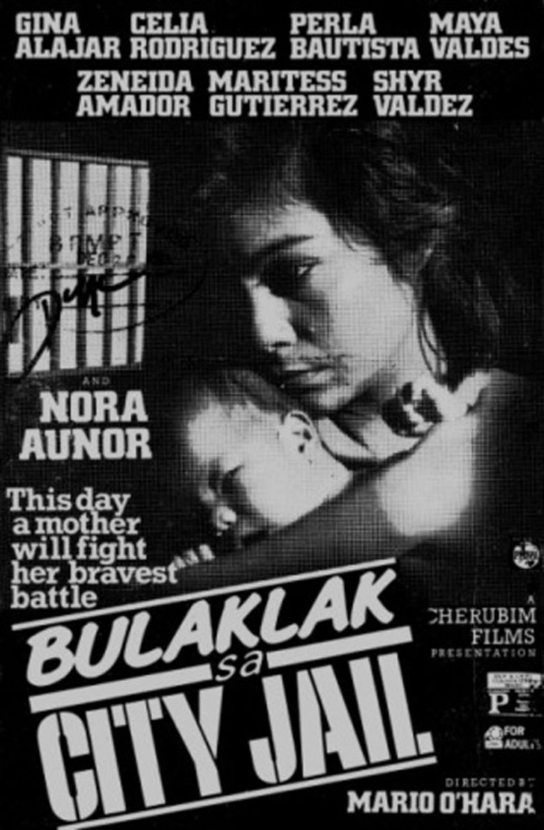 Bulaklak sa City Jail movie poster