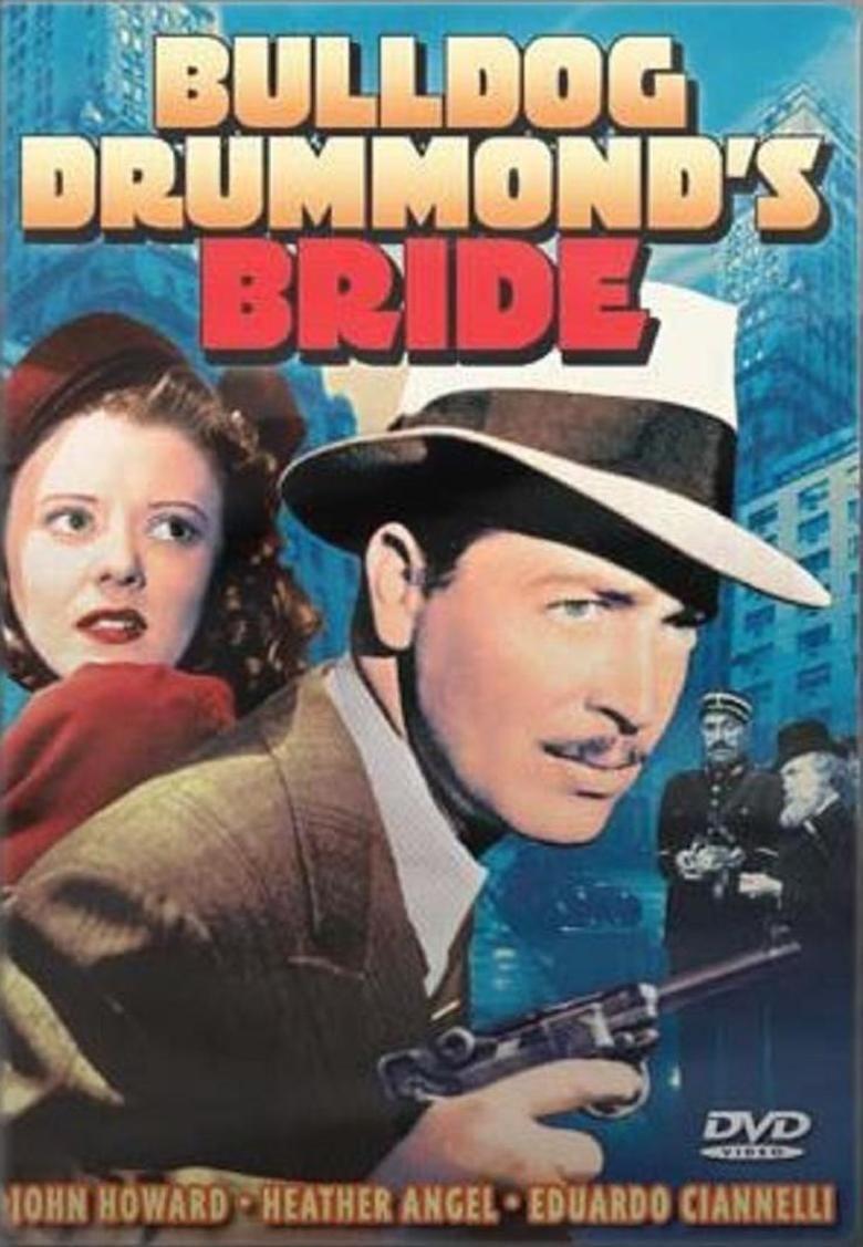 Bulldog Drummonds Bride movie poster