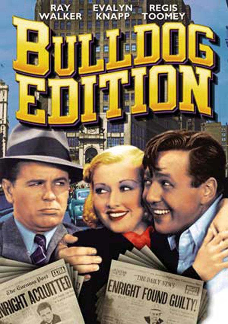 Bulldog Edition movie poster