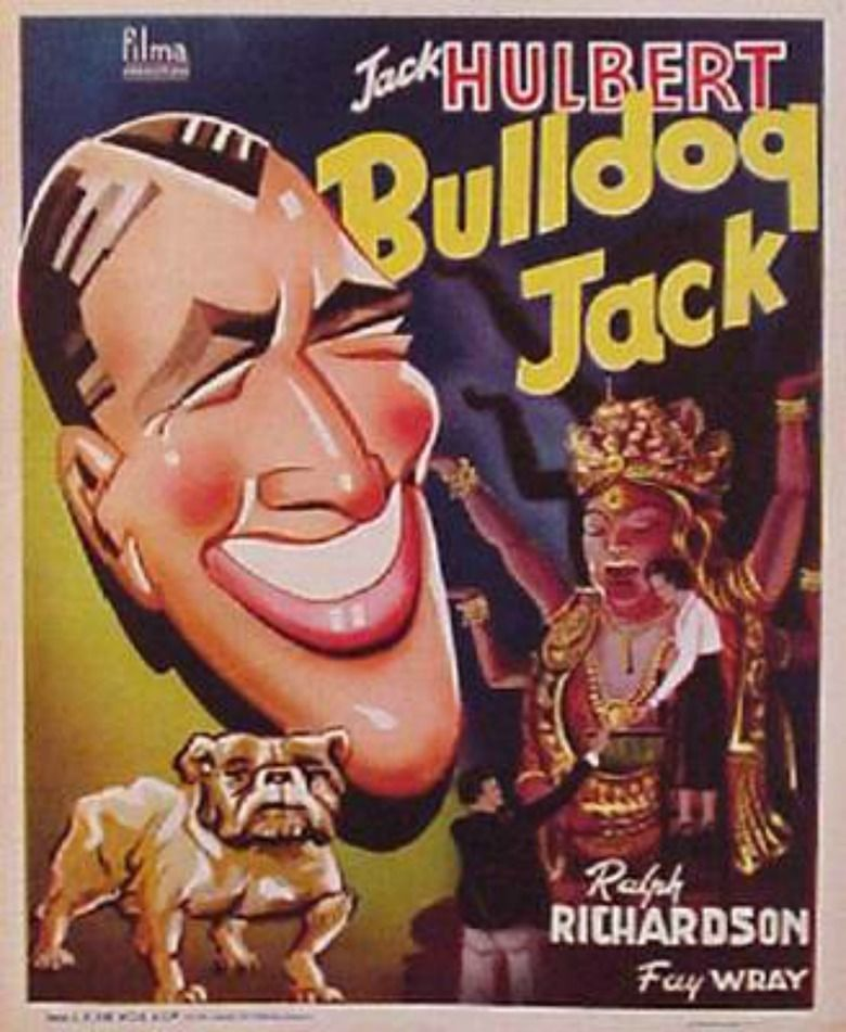 Bulldog Jack movie poster