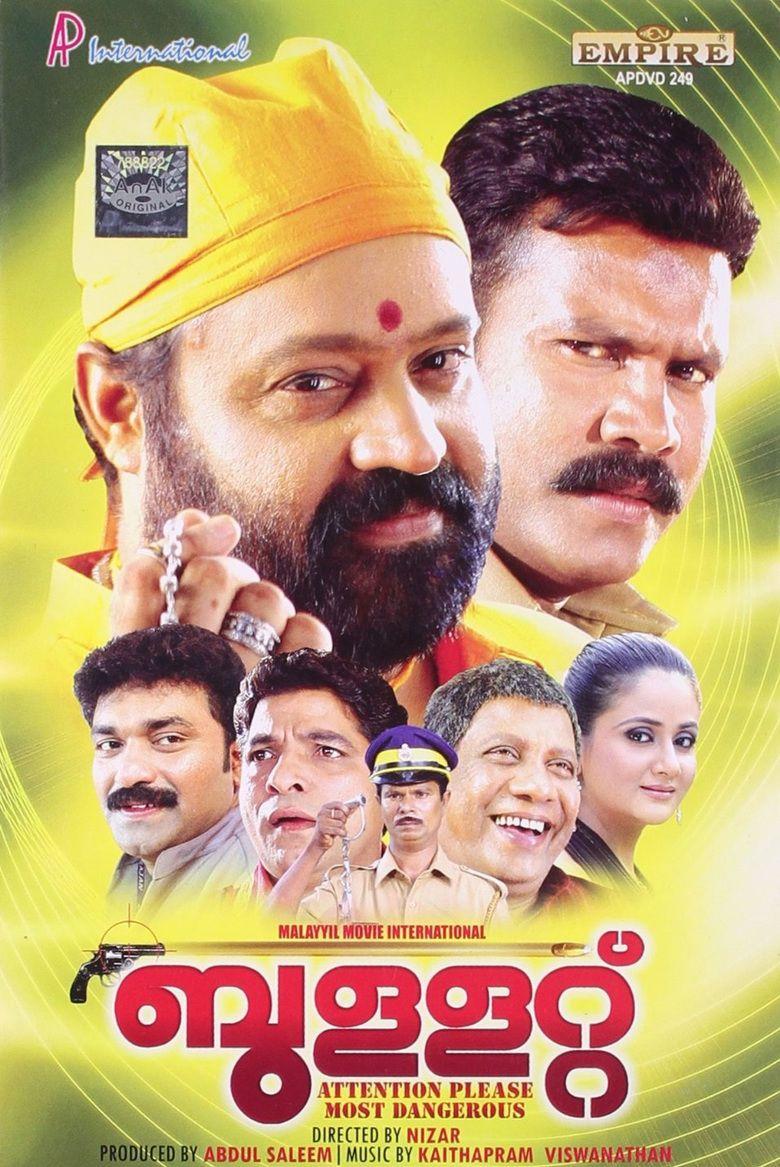 Bullet (2008 film) movie poster