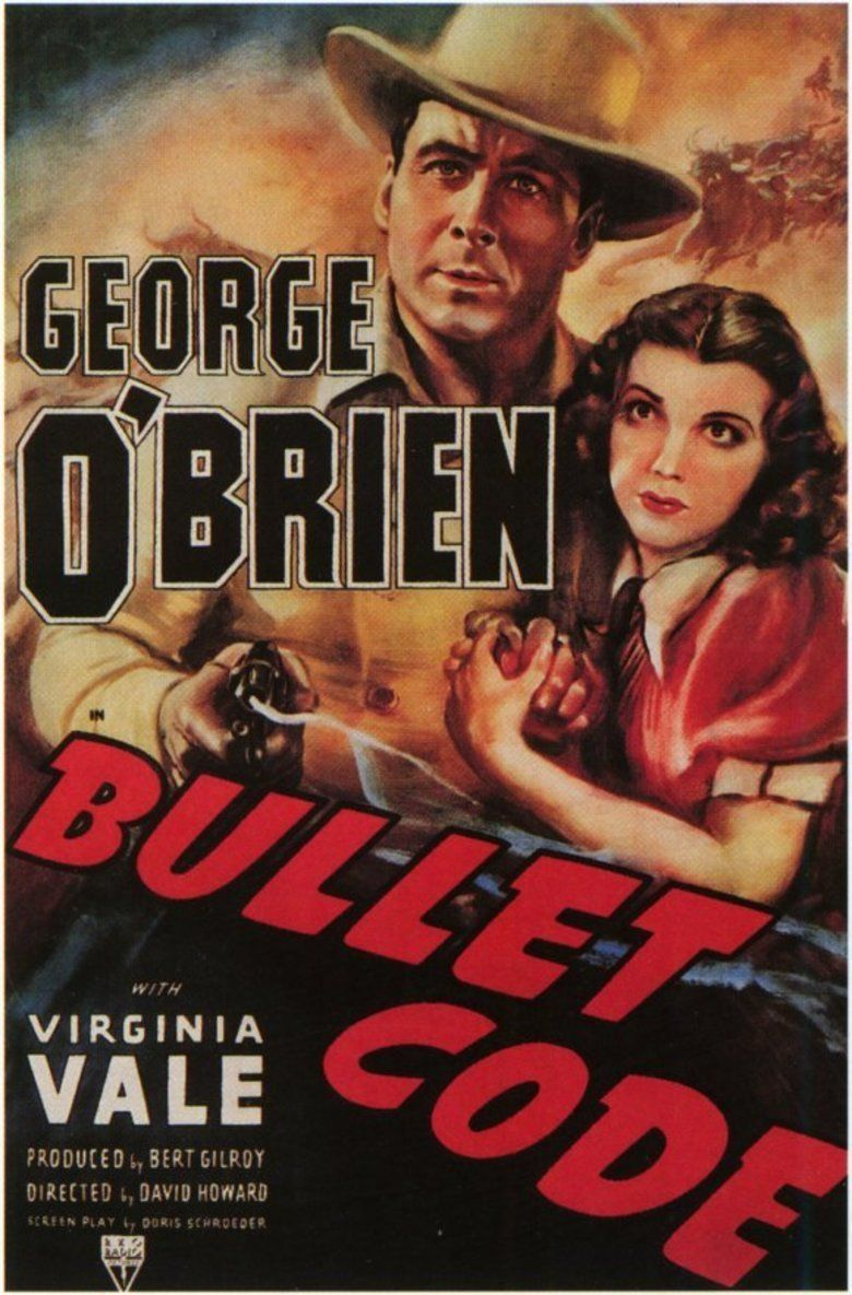 Bullet Code movie poster