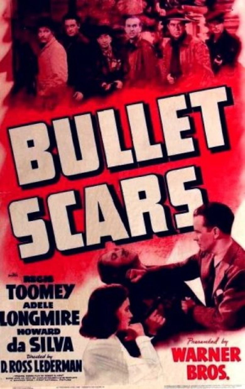 Bullet Scars movie poster