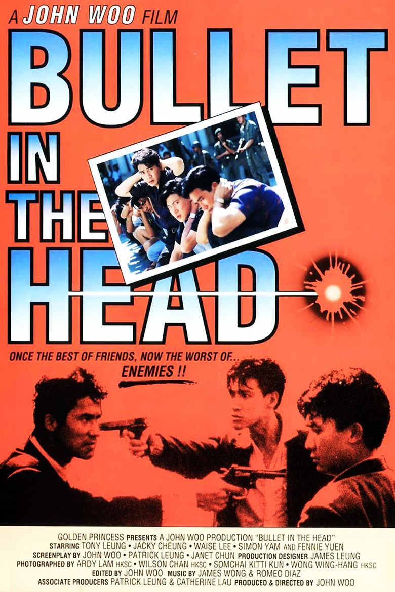 Bullet in the Head movie poster