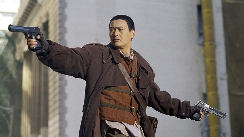 Bulletproof Monk movie scenes
