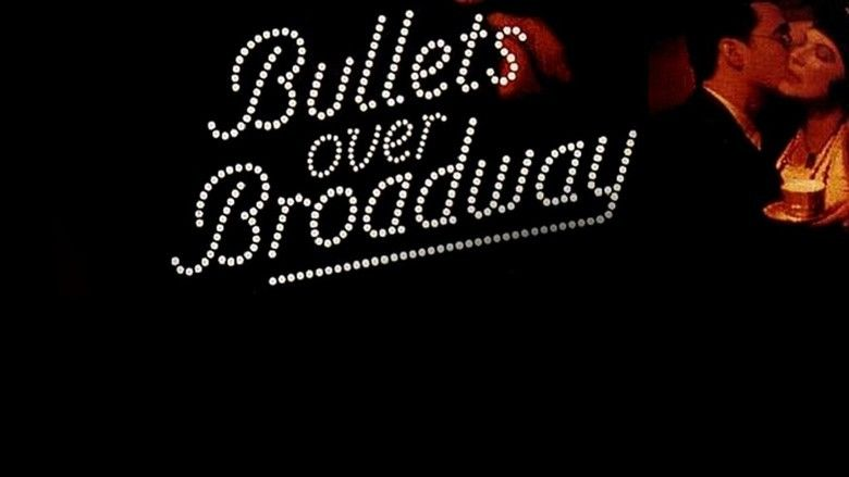 Bullets over Broadway movie scenes