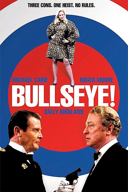 Bullseye! movie poster