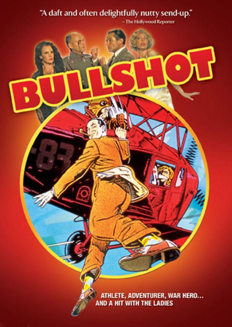 Bullshot (film) movie poster